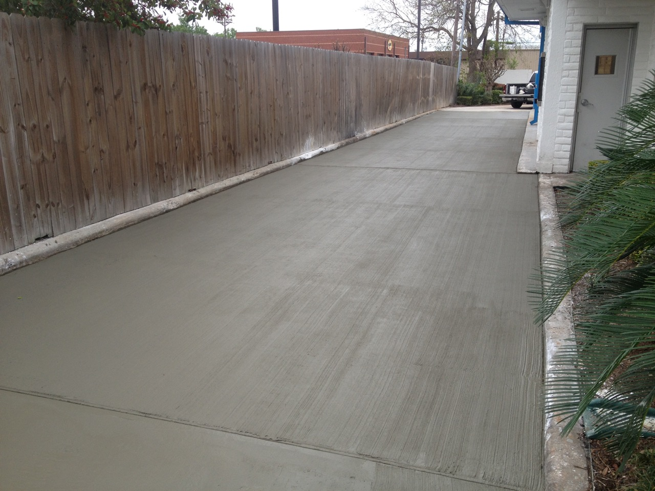 Industrial Paving Contractor Houston Industrial Paving