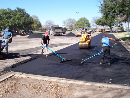 Houston Paving Services
